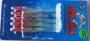 RED GILL EVOLUTION 70mm 2gr