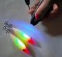 .Φακός brelok με λάμπα UV..  ανιχνευτής πλαστών χαρτονομισμάτων