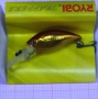 .ruobi trapper leech  30mm