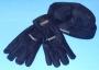 σκούφος δίκοχο  και γάντια