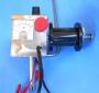 ηλεκτρικό μηχανάκι βαθιάς καθετής ΙΝΟΧ
